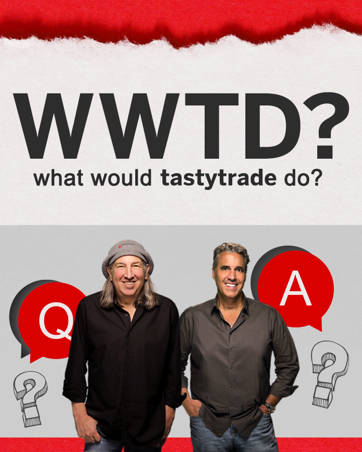 tastytrade LIVE - What Would tastytrade Do?