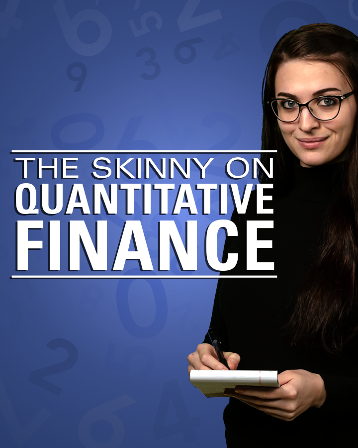 tastytrade LIVE - The Skinny on Quantitative Finance