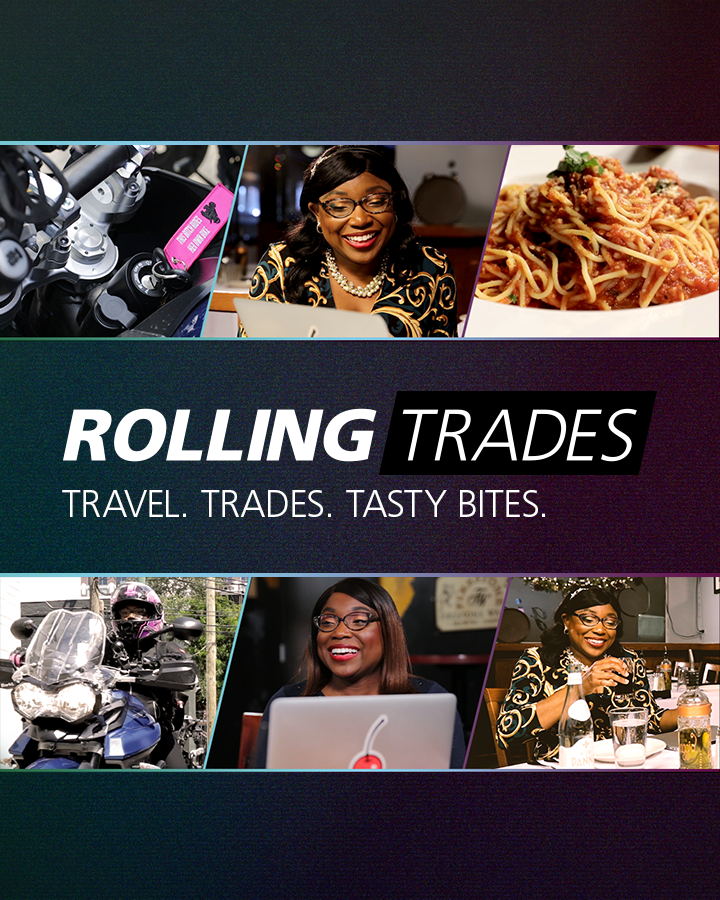 Rolling Trades with Vonetta Logan