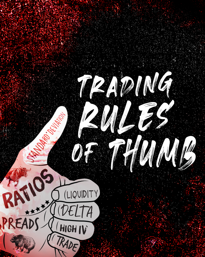 tastytrade LIVE - Trading Rules of Thumb