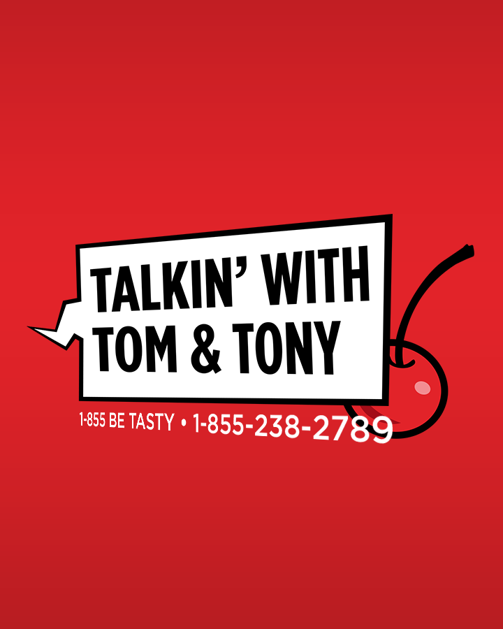 doublerainbow LIVE - Talkin' With Tom and Tony
