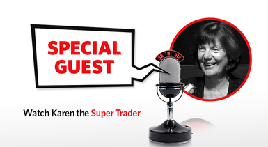 Karen super option trader