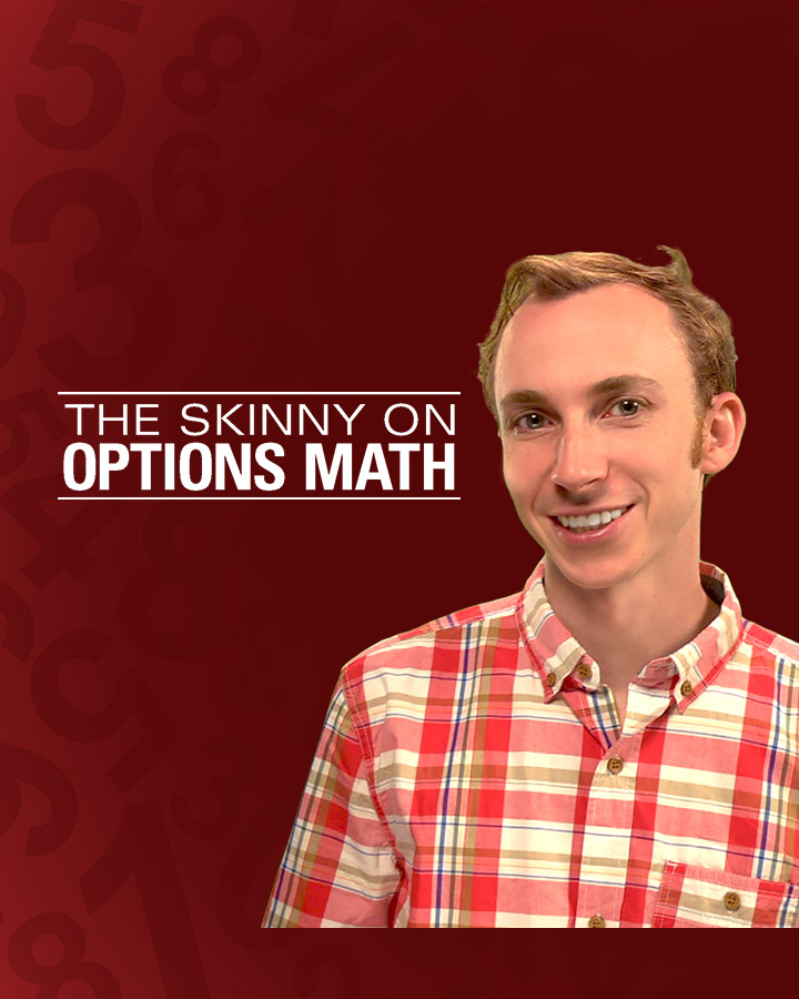 tastytrade LIVE - The Skinny On Options Math