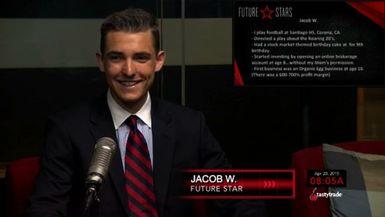 Future Stars: Meet Our Future Star, Jacob!