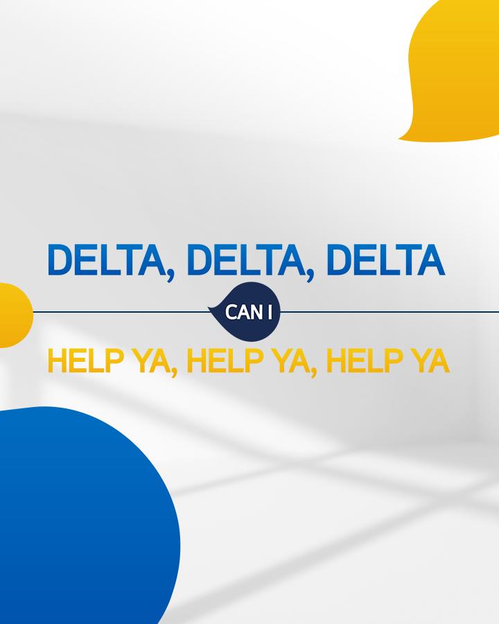 The LIZ & JNY Show - Delta, Delta, Delta, Can I Help Ya, Help Ya, Help Ya