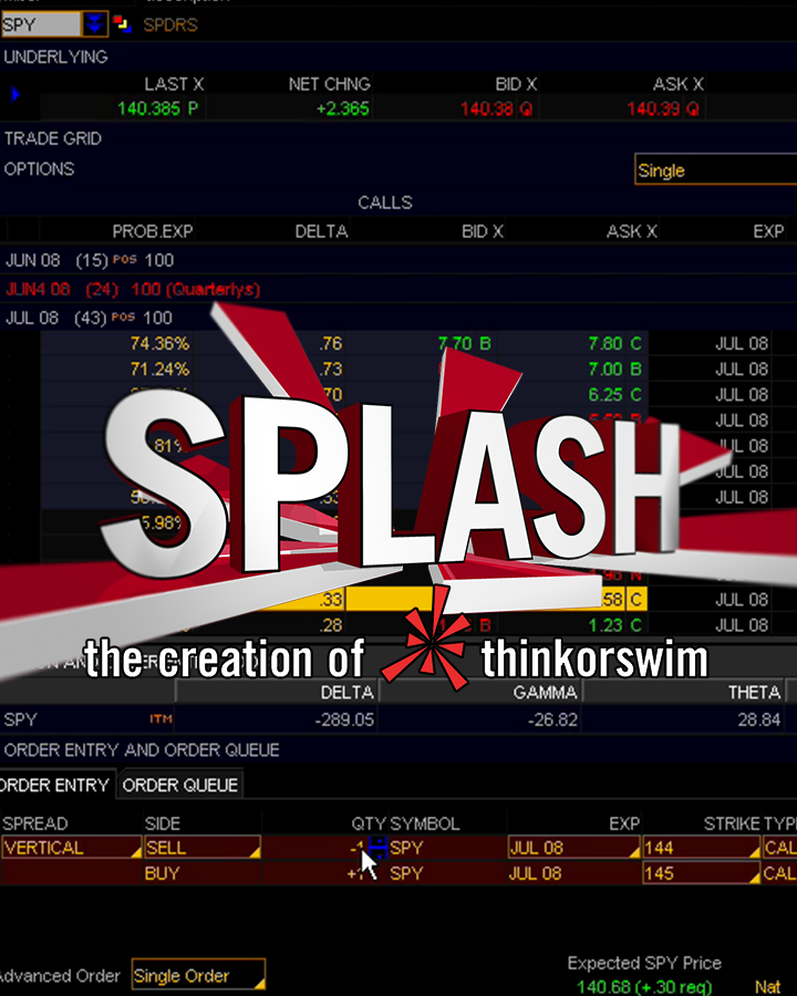 tastytrade Documentaries  - Splash