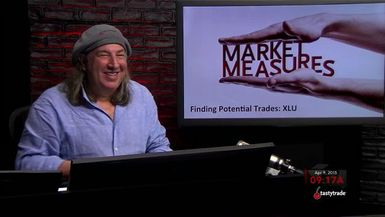 Market Measures: Finding Potential Trades | XLU