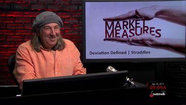 Market Measures: Deviation Defined | Straddles