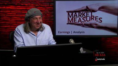 Market Measures: Earnings Analysis