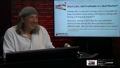 Market Measures: Short Calls: Still Profitable in a Bull Market?