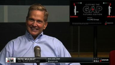 Closing the Gap - Futures Edition: WTI Crude and the Canadian Dollar