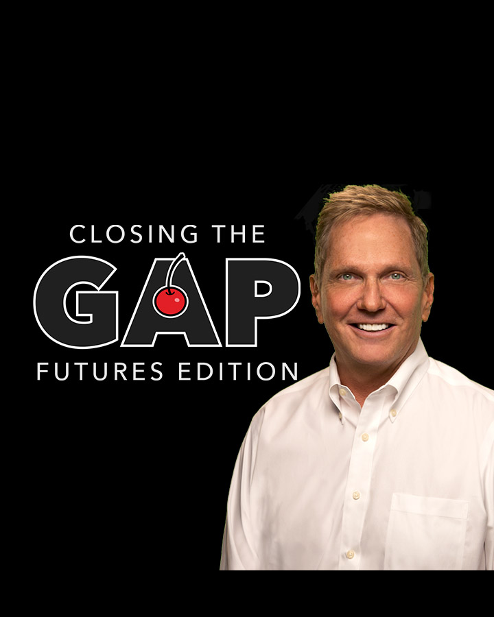 doublerainbow LIVE - Closing the Gap - Futures Edition