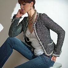 Image result for chanel jacket