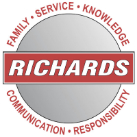 Richards Supply Help Page