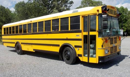 Used School Buses for sale | School Buses for Sale - Taylor Bus
