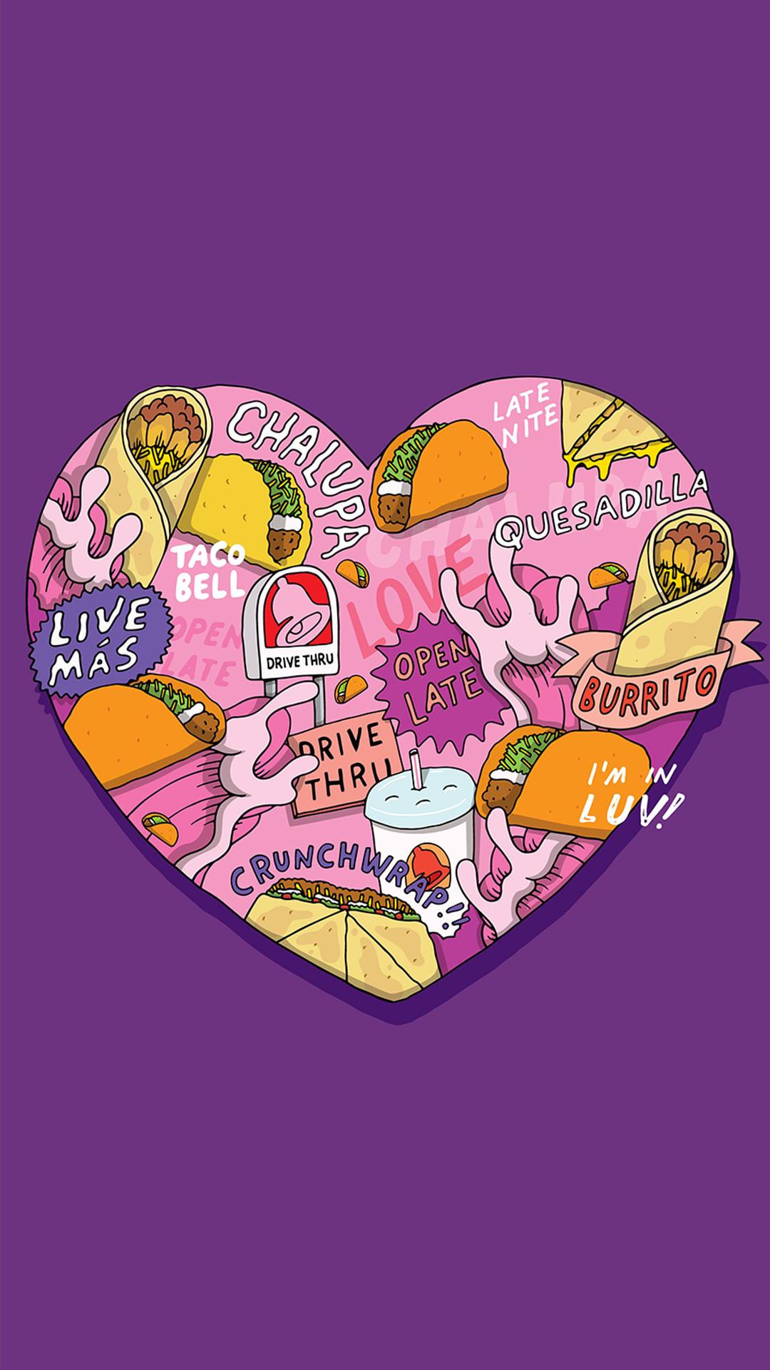 Taco Bell Wallpaper-4