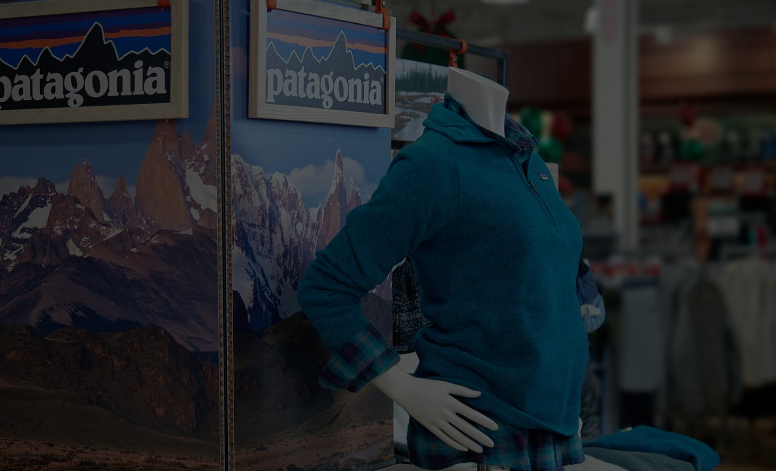 The Bernard Group partnered closely with Patagonia to integrate a customized, eco-friendly brand experience within a department store while optimizing space for expanding product and elevating the merchandising aesthetic.