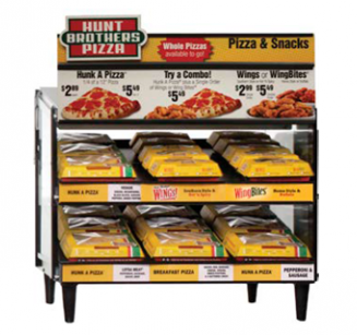 Hatco Glo-Ray® Hunk A Pizza® Pizza Warmer