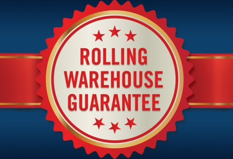 Rolling Warehouse Guarantee