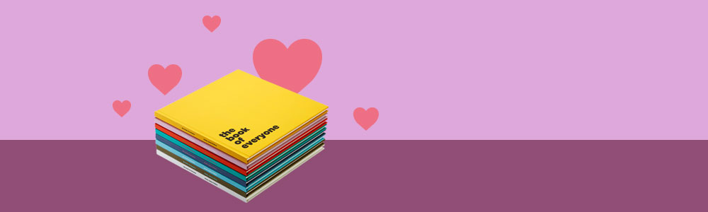2d7208a2f41 Love and personalization | The Book of Everyone Blog
