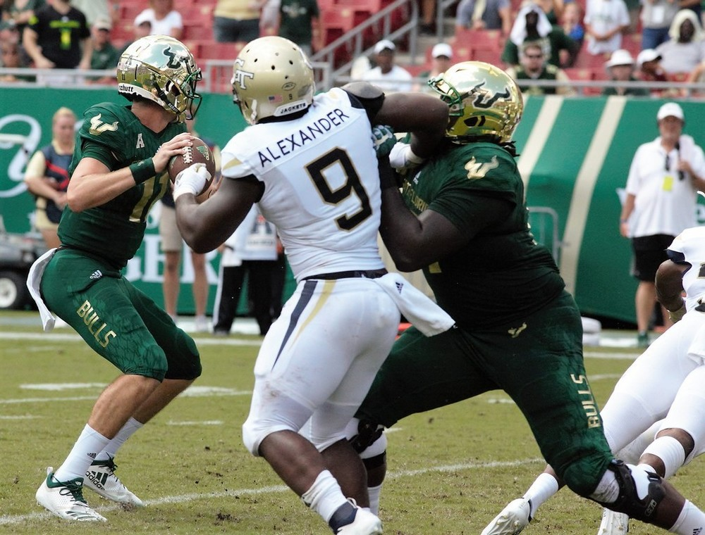 South Florida Bulls vs Georgia Tech 2018 Bulls Gallery  0097.jpg