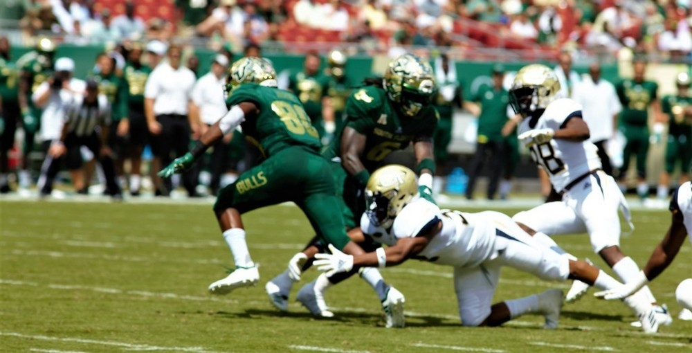 South Florida Bulls vs Georgia Tech 2018 Bulls Gallery  0061.jpg