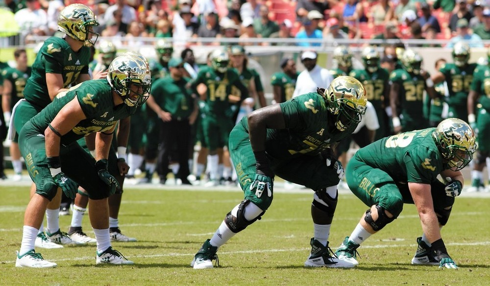 South Florida Bulls vs Georgia Tech 2018 Bulls Gallery  0089.jpg