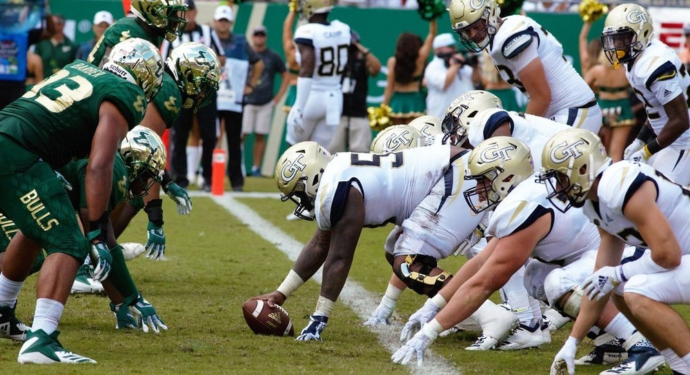 South Florida Bulls vs Georgia Tech 2018 Bulls Gallery  0101.jpg