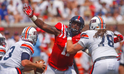 Channing Ward, Ole Miss
