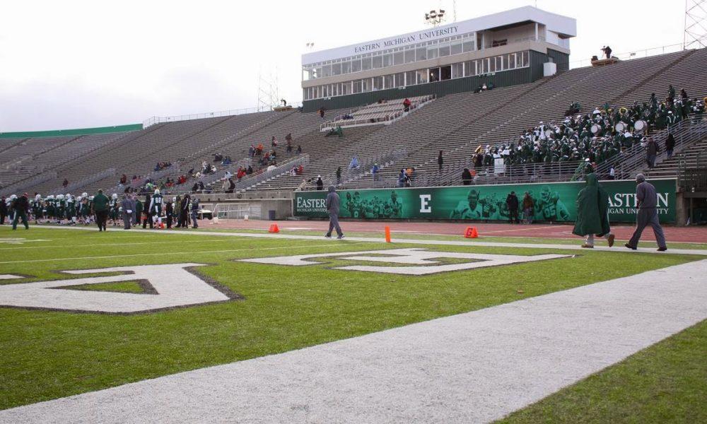 Eastern Michigan Stadium