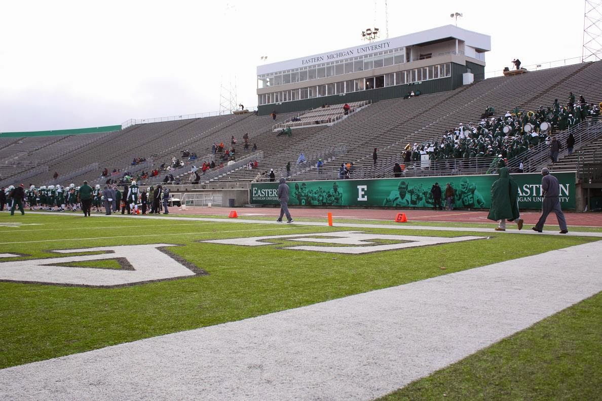 Eastern Michigan Stadium