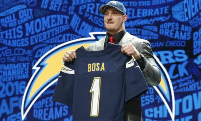 Joey Bosa, draft