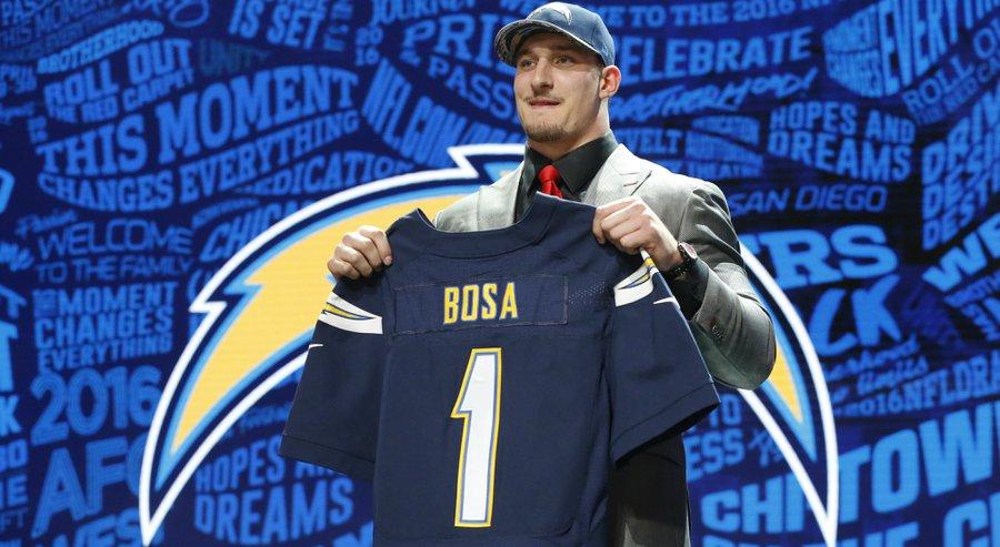 Joey Bosa, draft