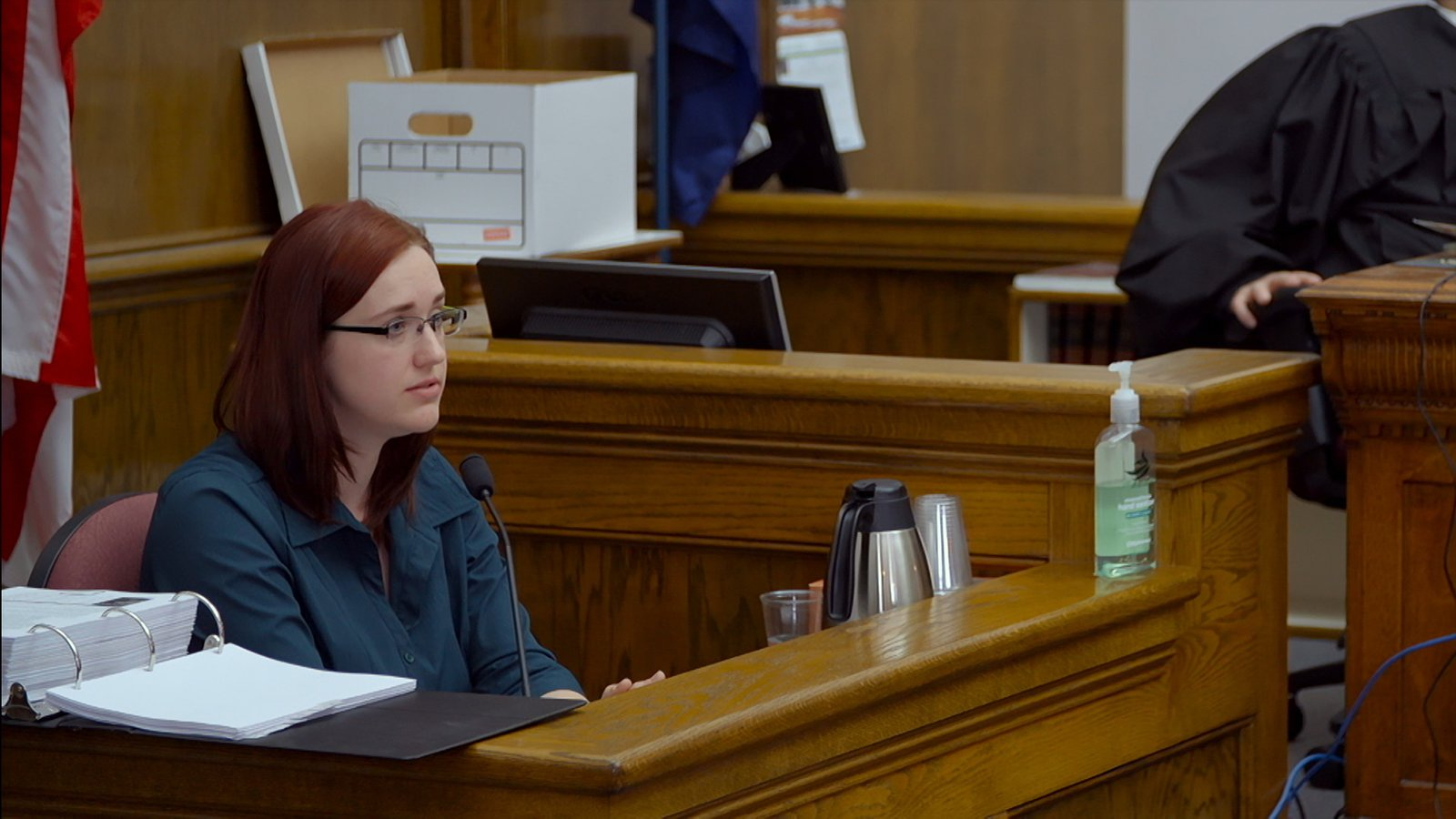 Dark Money - Montana State Legislator on Trial