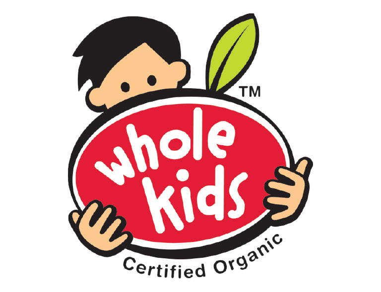 Kids pouch and snack whole kids logo 2