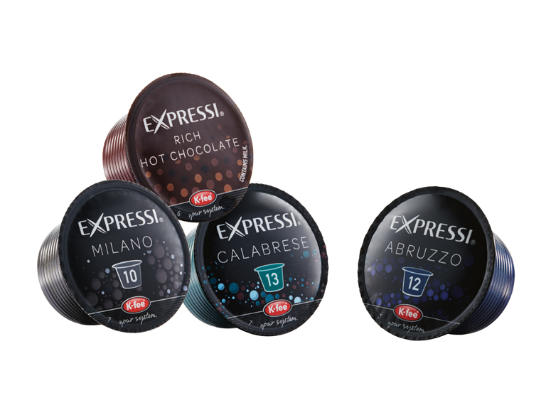 Thumbnail for EXPRESSI® Coffee Capsules Recycling Program