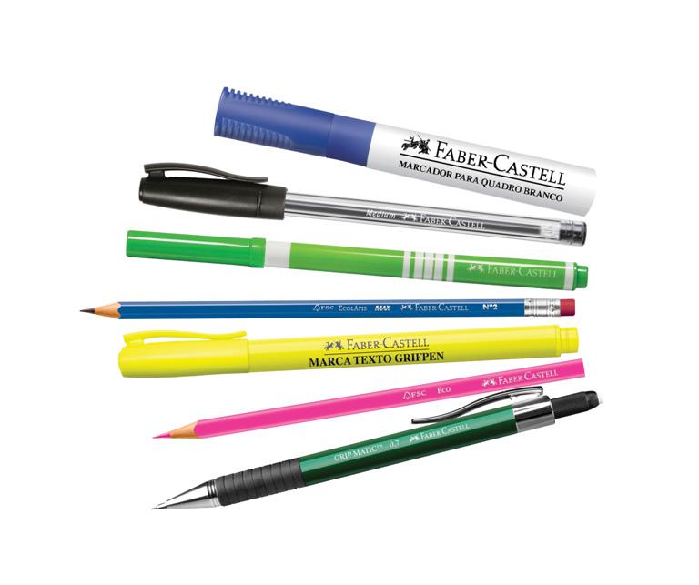 Thumbnail for Programa Nacional de Reciclagem de Instrumentos de Escrita Faber-Castell®