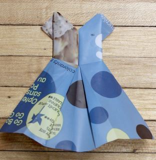 Sally's Origami Dress