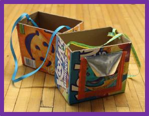 Kool-Aid Box Tote