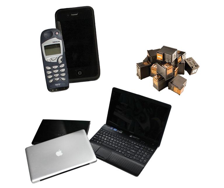 Thumbnail for Programme de recyclage des déchets électroniques