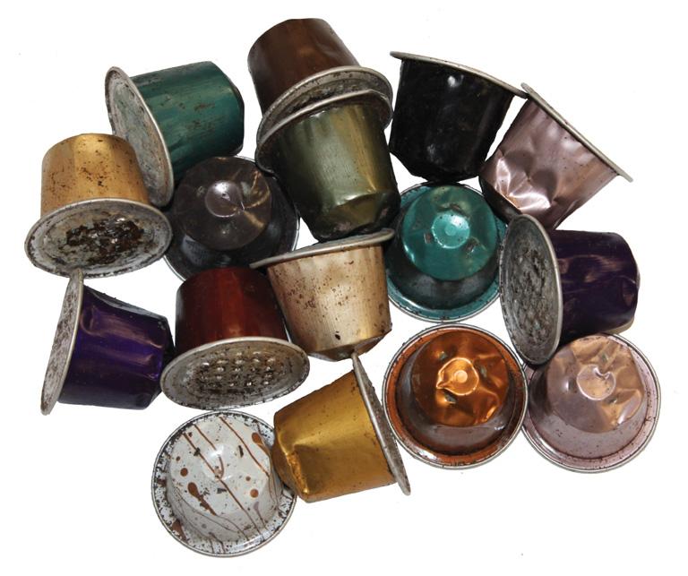 Thumbnail for Programme de recyclage des capsules Nespresso