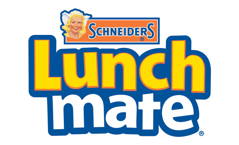 Schneiders lunchmate recycling logo 2