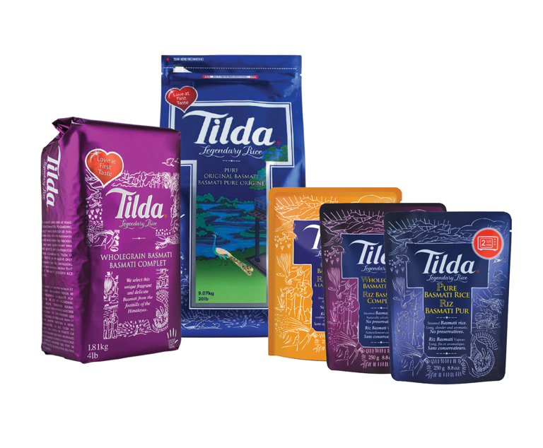 Thumbnail for Tilda® Recycling Program