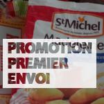 Promotion premier envoi