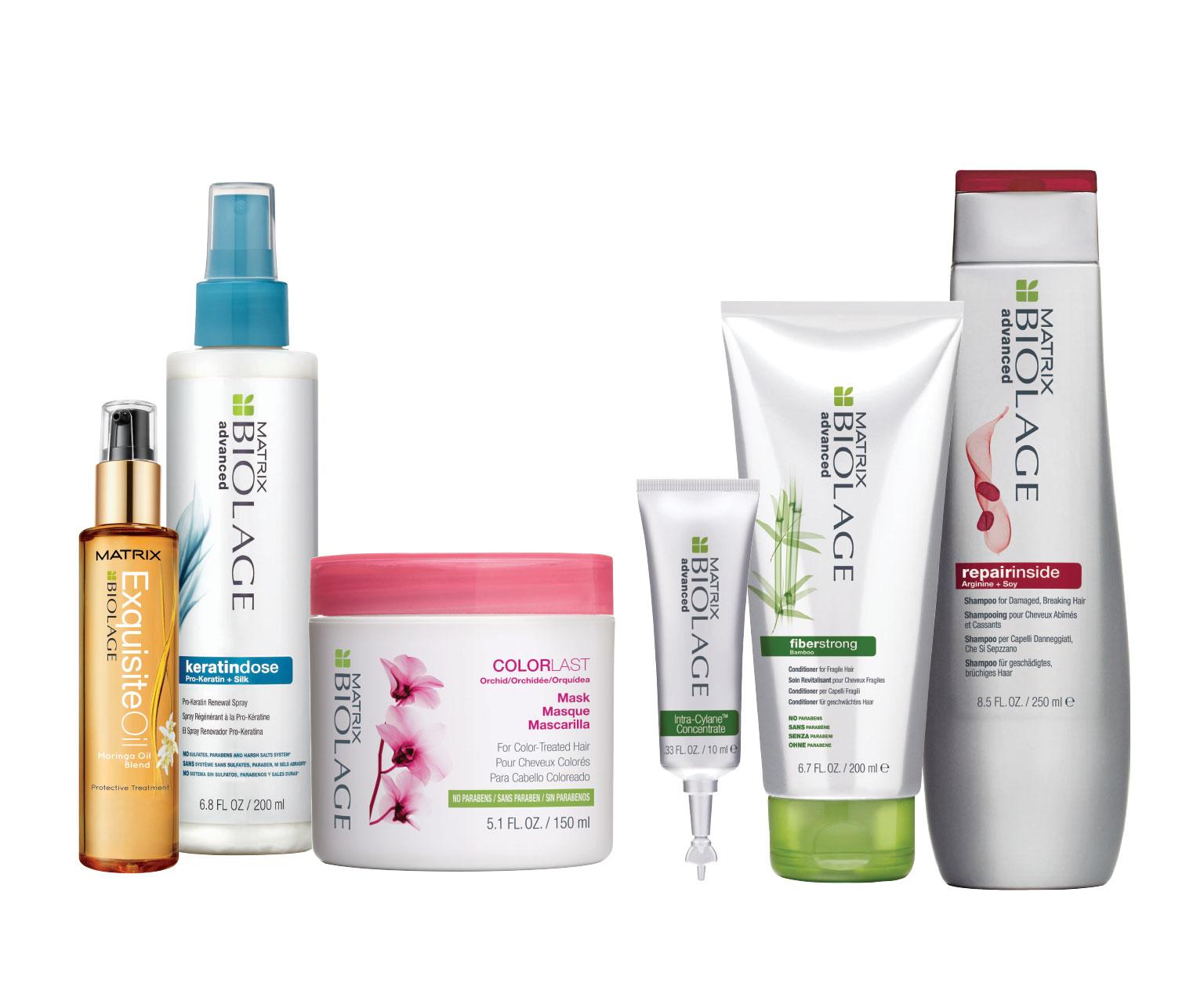 Thumbnail for Programme de recyclage des emballages BIOLAGE® en salon de coiffure
