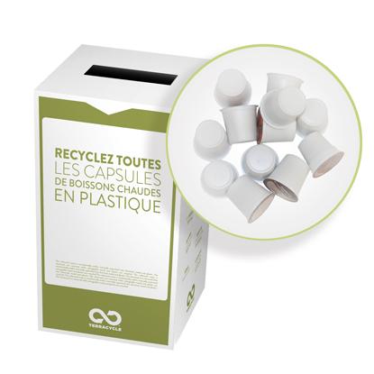 Thumbnail for - Capsules en plastique pour boissons chaudes