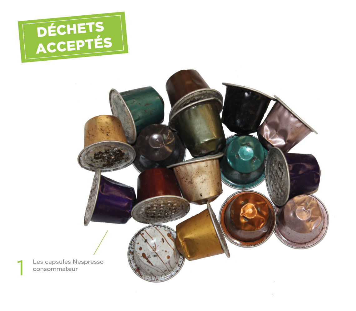 programme de recyclage des capsules nespresso terracycle. Black Bedroom Furniture Sets. Home Design Ideas