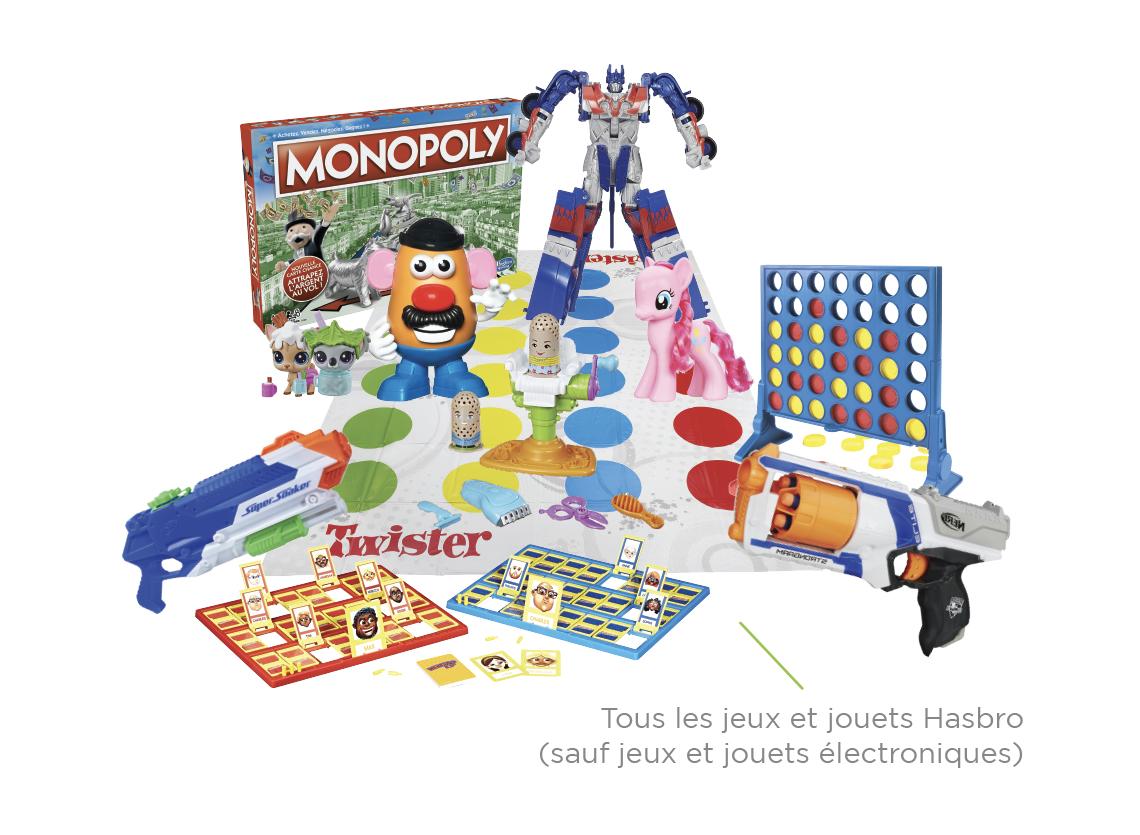 Noel Jouet Offre Jouet Hasbro Offre Hasbro DEWYH29I