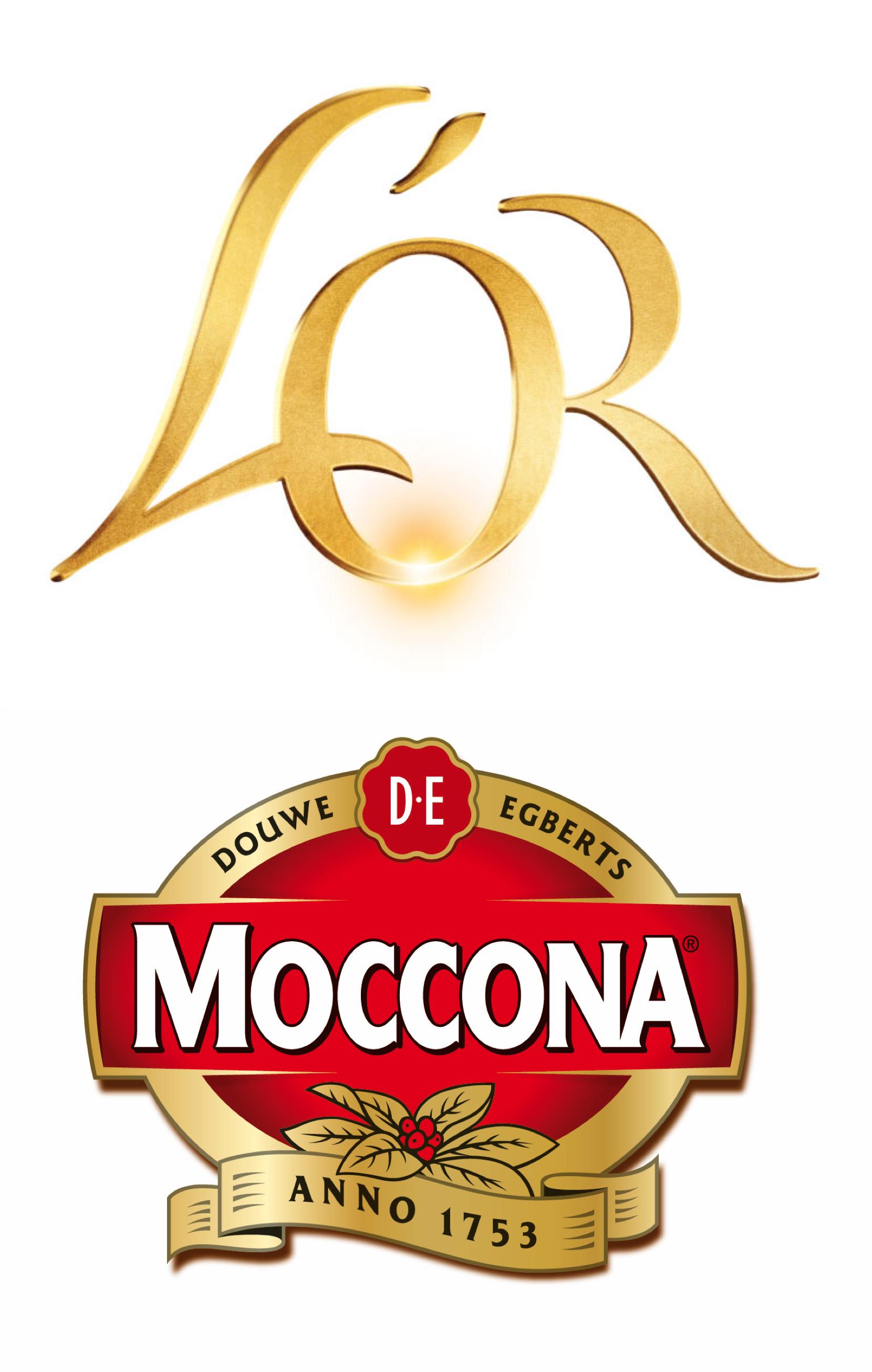 Moccona lor logo
