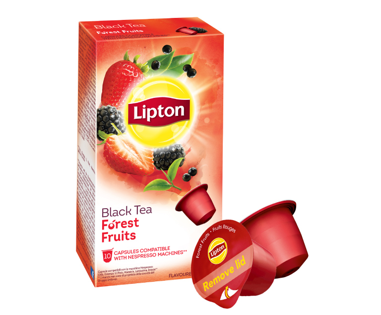 Thumbnail for Lipton Tea Capsules Recycling Program